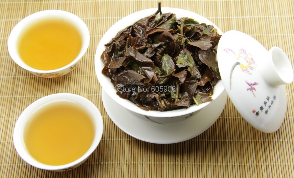 100g Nonpareil Organic Taiwan High Mountain Green GABA Oolong Tea
