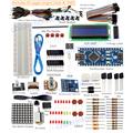 New SunFounder Lab Nano Project Super Starter Kit For Arduino UNO R3 Mega2560