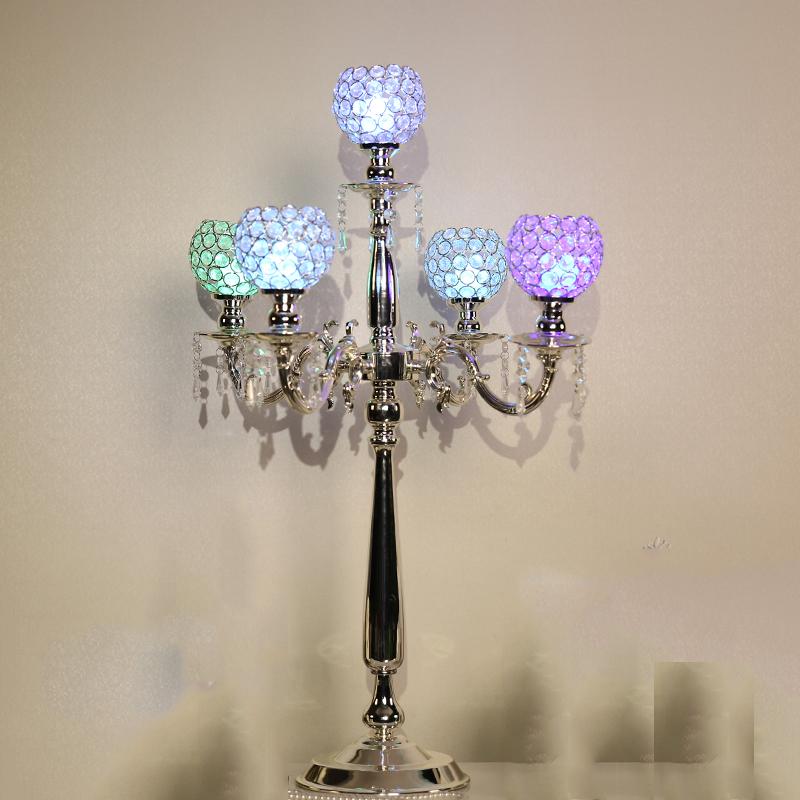Candelabros para la decoración de la mesa al por mayor de ...
