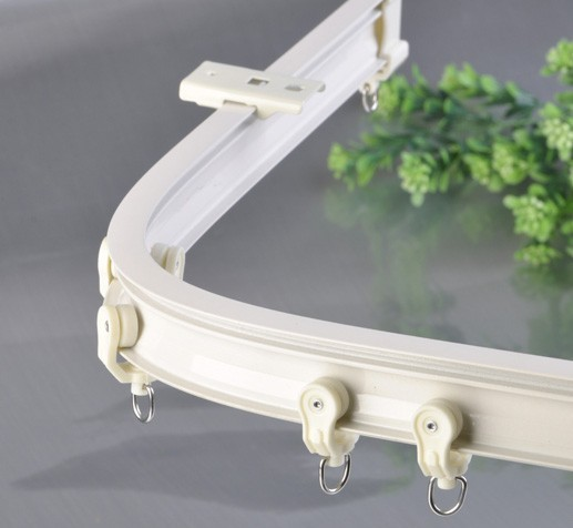 Flexible Curtain Rods - Curtains Design Gallery