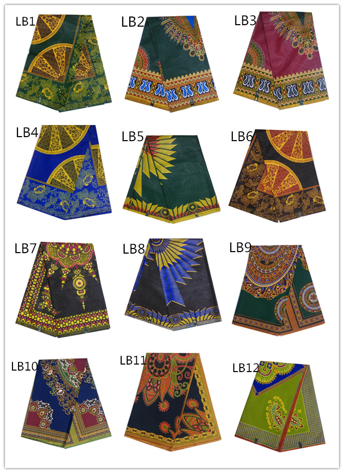 Guaranteed Hollandais wax fabrics super dutch wax african wax fabric ankara print fabric hollandais wax african