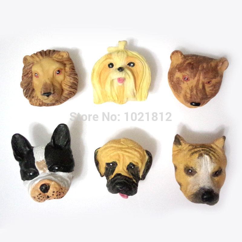 Merveilleux Creative Resin Cartoon Cabinet Knob Dog Head Cupboard Closet Knob Handle  Pulls Knob Childrenu0027s Room Improvement