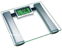 body fat scale with extra big platform 39cm and capacity 150kg