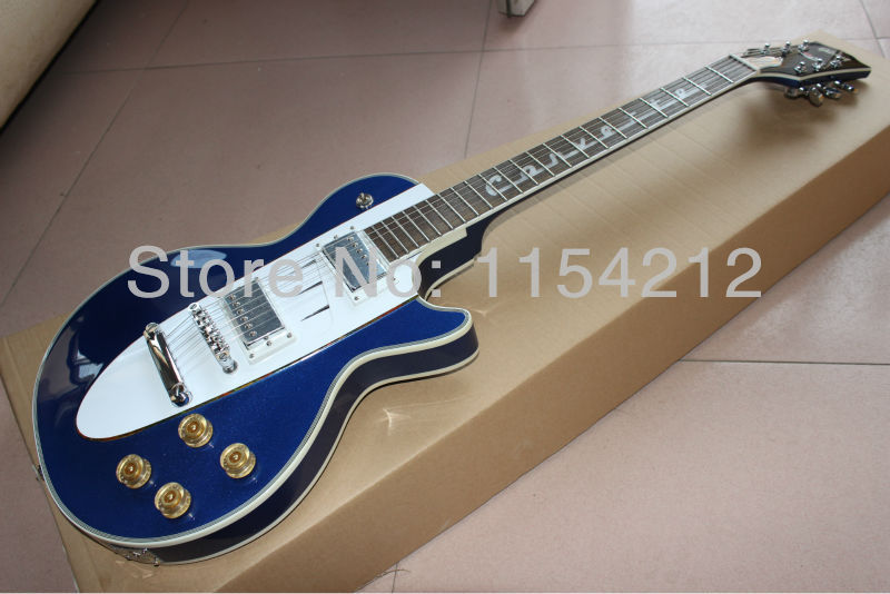 Hot selling!!!Custom Shop guitar 1960 Corvette guitar in stock free ship(China (Mainland))
