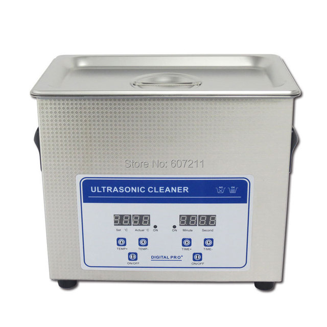 skymen ultrasonic cleaner for heavy carbon with heating