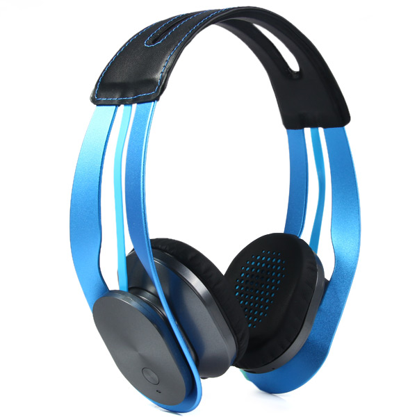 Syllable G700 Blue Wireless Stereo Bluetooth 4 0 HIFI Adjustable 3 5mm Headphone Earphone Headset For
