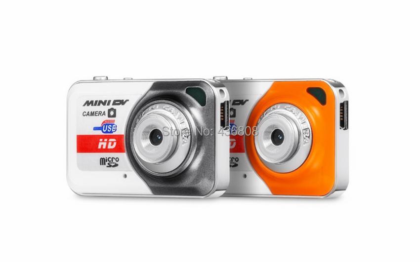 New listing X6 MINI camera Smallest in the World Mini DV Mini DVR Camera recorder video camera mini camcorder sports dv(China (Mainland))