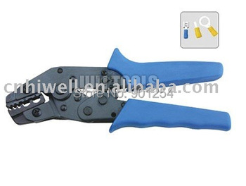 crimping range:0.25-2.5mm2.Hand crimping tool (for wire ferrules, end sleeves)