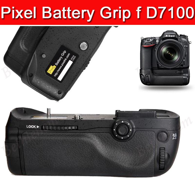 High Quality Pixel Battery Grip For Nikon D7100 Kit Vertax MB-D15 Alternative Battery Grip