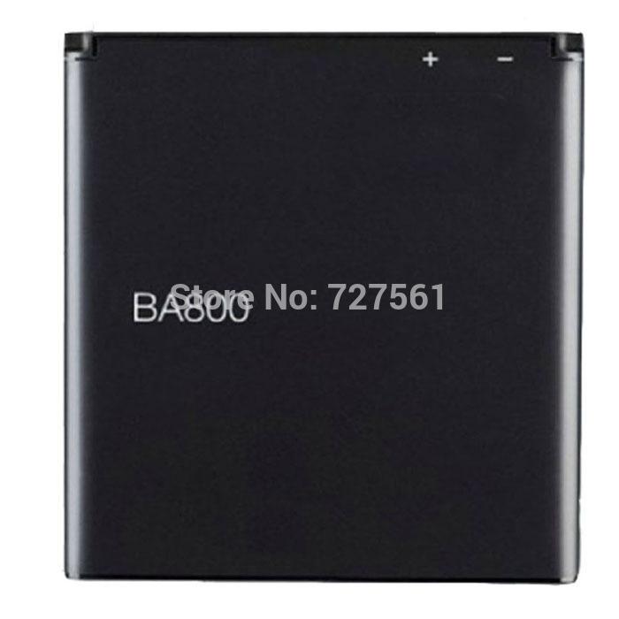 Original Replacement battery BA800 Business Battery For Sony Ericsson Xperia S Arc HD LT26i LT26 V LT25i Rechargeable Batteries(China (Mainland))