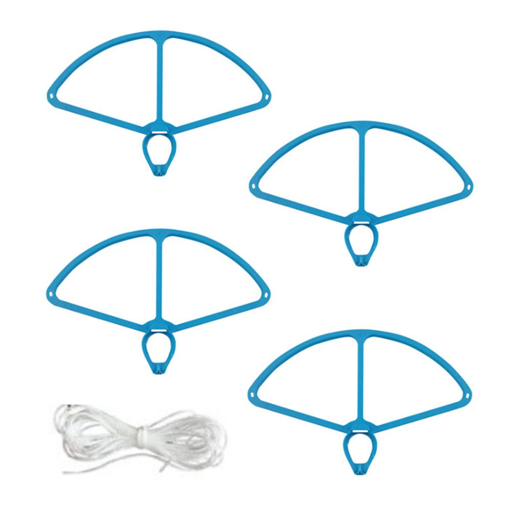 1 lot Dji Phantom 4 Propeller Props Guard Quick Release Phantom 4 Propeller Protector Guard Accessories Drone spare Parts