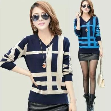 Winter womens sweater slim cashmere sweater turtleneck pullover candy-colored plaid  womens sweaterОдежда и ак�е��уары<br><br><br>Aliexpress