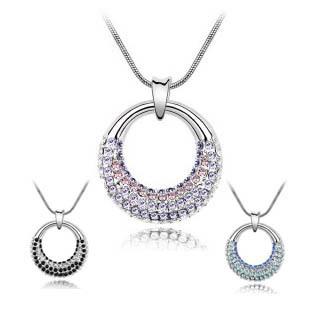 Austria crystal necklace moonlight 4169 -