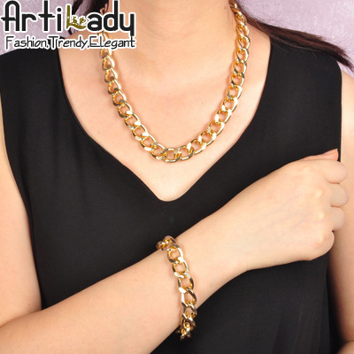 "Artilady 18K gold plating jewelry long chains  necklace for  women 2015 hot sale  size 18""24""38"" free shipping"