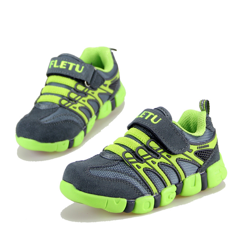 spring 2016 New model children shoes summer boys girls shoes unisex sport shoes yeezys 350 boost genuine leather child sneakers<br><br>Aliexpress
