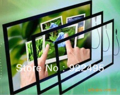 "Good price, 15"" infrared Multi touch screen frame / panel (4:3 format), dual-touch for Interactive advertising(China (Mainland))"