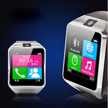 Bluetooth Touch Screen Smart Watch Phone With Pinhole Camera for Android Smart Phone Watch Phone Support SIM Card Anti lost