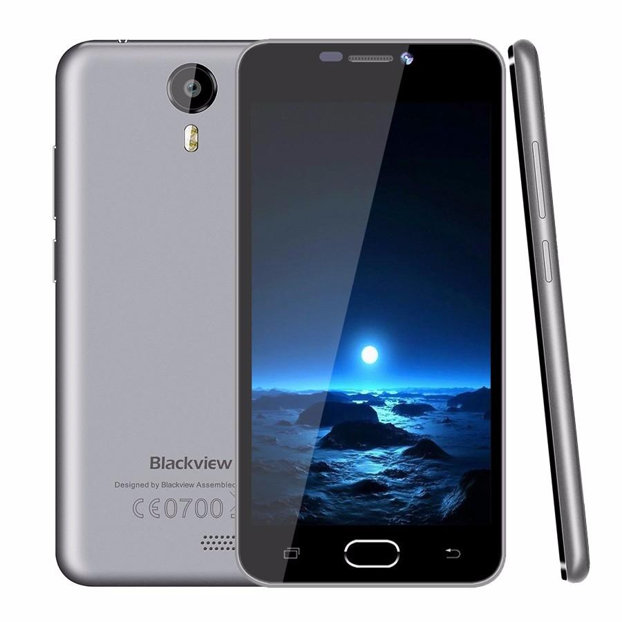 "Blackview BV2000S Mobile Phone 5.0"" HD MTK6580 Quad Core 1GB RAM 8GB ROM Android 5.1 Dual SIM 3G WCDMA Dual Cam 5.0MP(China (Mainland))"