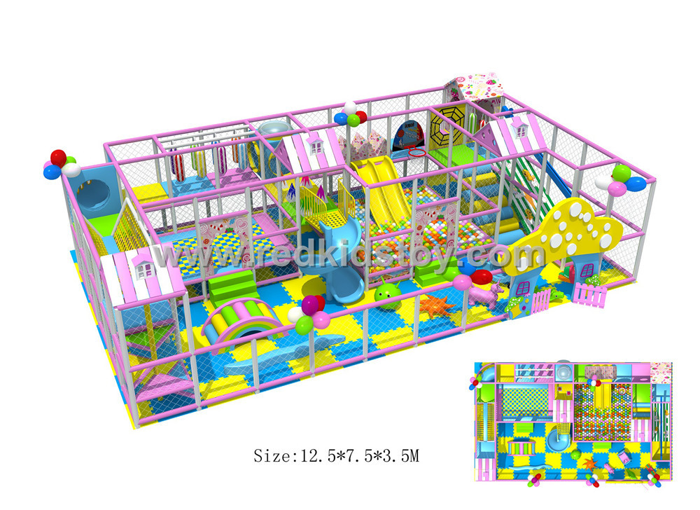 Colourful Indoor Play Facilities CE Certified Indoor Play Equipment Direct Factory Parque De Juegos Infantil HZ-50602b(China (Mainland))