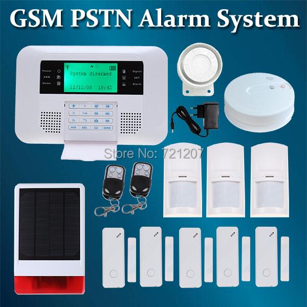 Датчики, Сигнализации TINO LCD GSM PSTN YN-GSM40B tino 2014