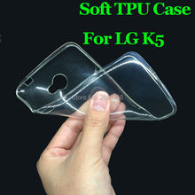 """Buy LG K5 Ultra Thin Soft TPU Silicon Gel Transparent Case Back Cover LG K5 X220 Q6 5.0"""" for $1.09 in AliExpress store"""