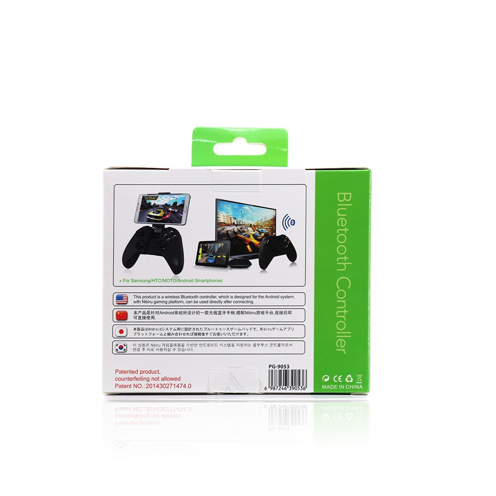 iPega PG 9053 Wireless Bluetooth Gamepads Gaming Controller Game Joystick only for Android MTK cell phone Tablet PC TV BOX