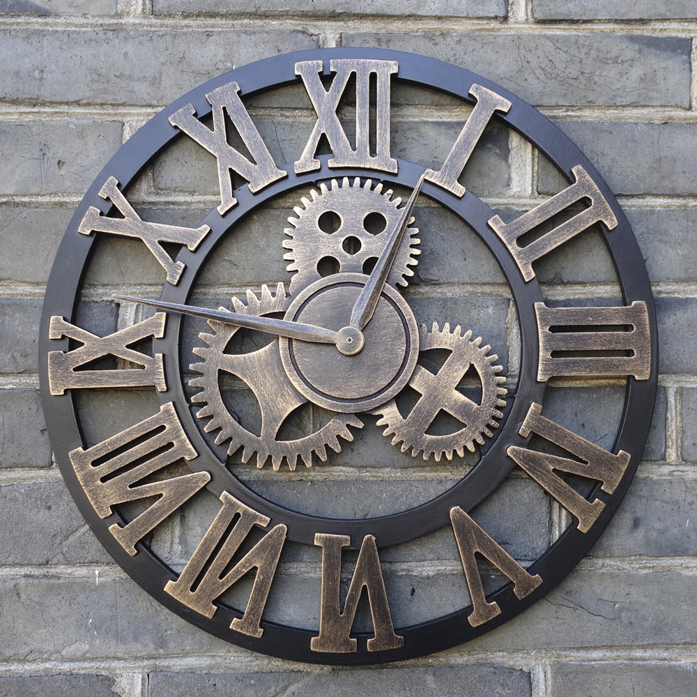 Retro Kitchen Wall Clocks Wall Clock Kitchen Promotion Shop For Promotional Wall Clock