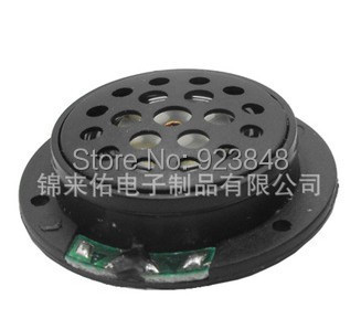40MM vibration speaker High end dual magnetic drive bass vibration speaker