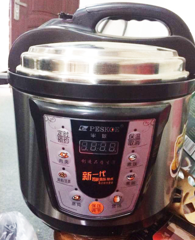 Special supply manufacturers hemisphere, pressure cookers, pressure cookers Red Triangle factory TV shopping(China (Mainland))