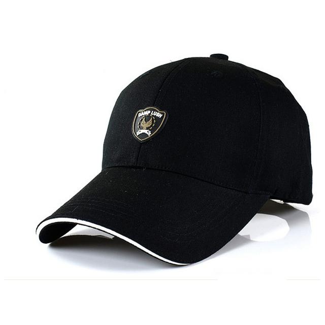 Мужская бейсбол вс шапки спортивный бренд шляпа оптовая продажа мода твердые черный ...