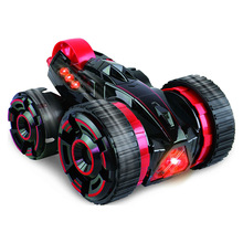 Buy Remote Control Car Electric Toy Acrobatics Car 6ch Five Rounds Stunt Rc Car Children Kids RC Toys Gift for $36.98 in AliExpress store