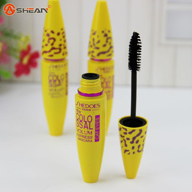 Cosmetic Extension Length Long Curling Eyelash Makeup Black Mascara Eye Lashes Makeup