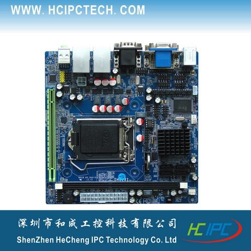 HCIPC 2043-1 ITX-HCM61X62A,LGA1155 H61 Mini ITX motherboard, ITX Motherboard<br><br>Aliexpress