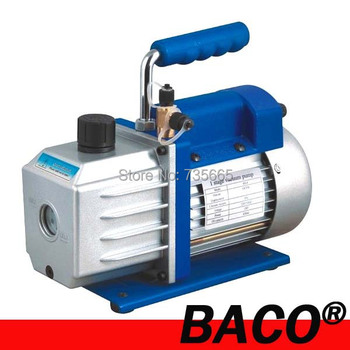 Portable Single Stage 3 CFM Rotary Vane Vaccum Pump for Medical Equipment