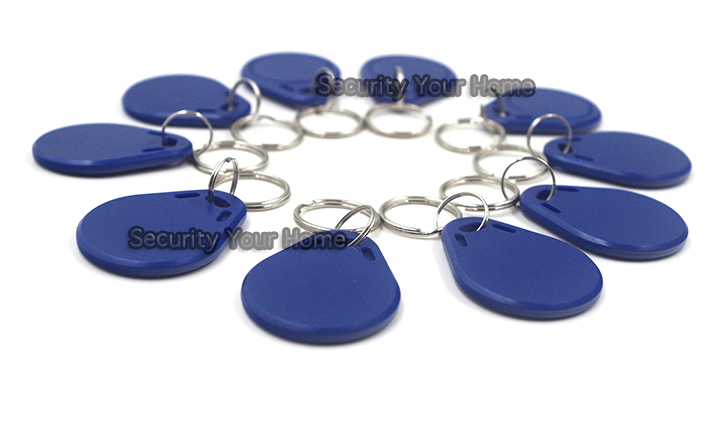 100pcs rfid tag manufacturers RFID Smart Card Key Tag Read Access Control new Contactless EM4100 125Khz ID Smart Entry Card(China (Mainland))