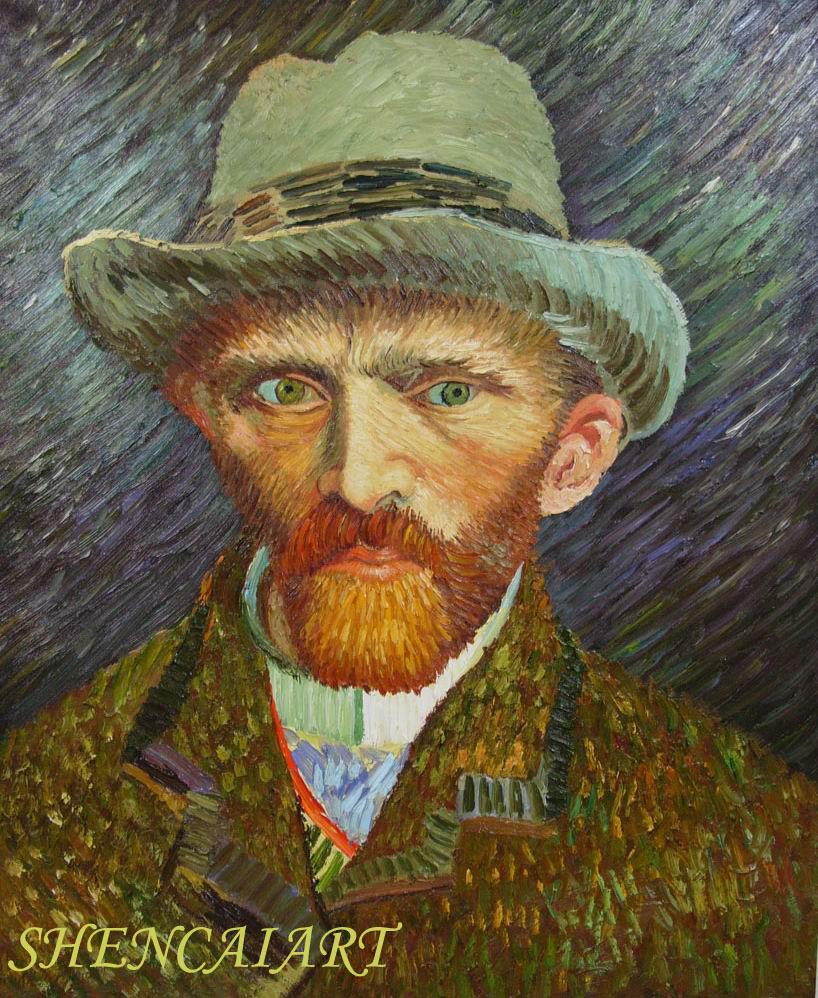 Autoportrait de vincent van gogh - Autoportrait a l oreille coupee van gogh ...