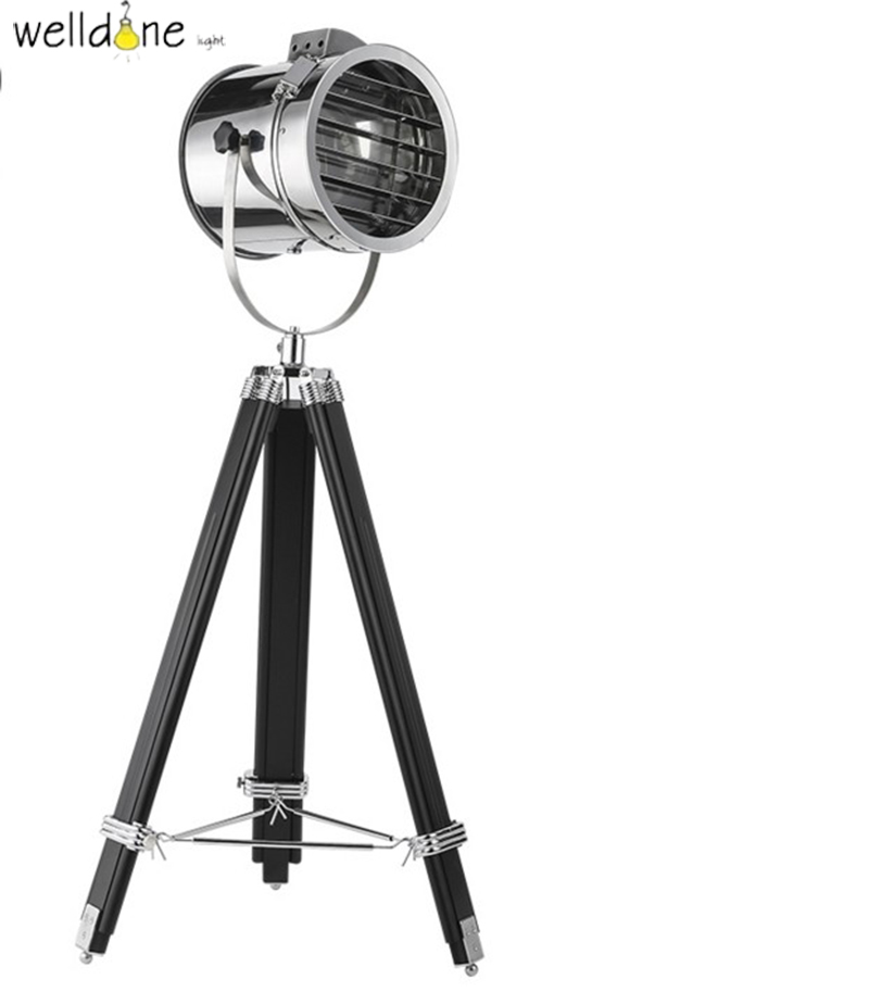 Online buy wholesale tripod floor lamp from china tripod for Cheap tripod lamp