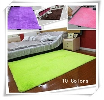 120*160cm Green Washable Carpet Living Room Bedroom Bedside Rug 2014 New Warm Upholstery Computer Mat free shipping(China (Mainland))