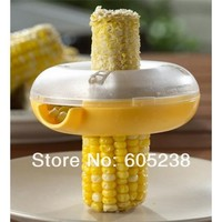 Free Shipping 2Pieces Hot Selling Easy One-step Corn Kerneler As Seen On TV Free shipping