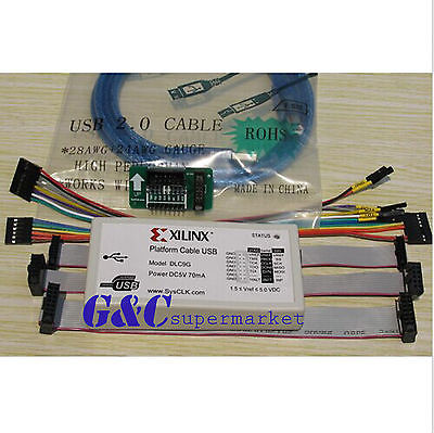 Xilinx платформа USB кабель