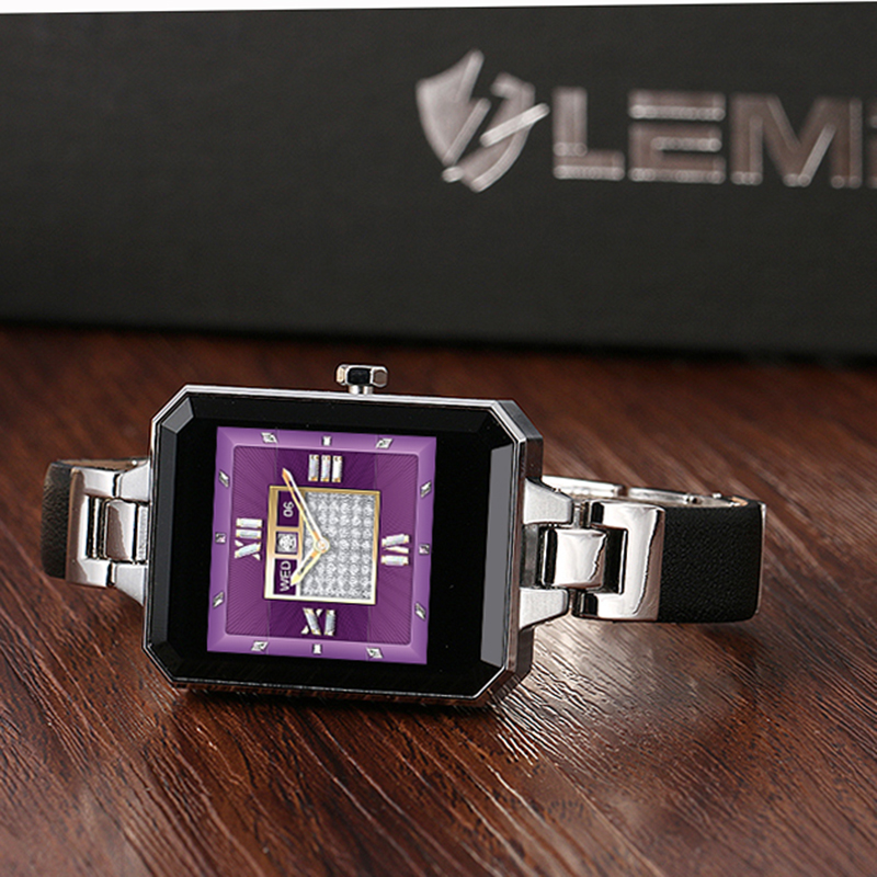 New Lemfo LEM2 Women Smart Watch Aplus Clock Sync Notifier Bluetooth smartwatch For apple iphone 6
