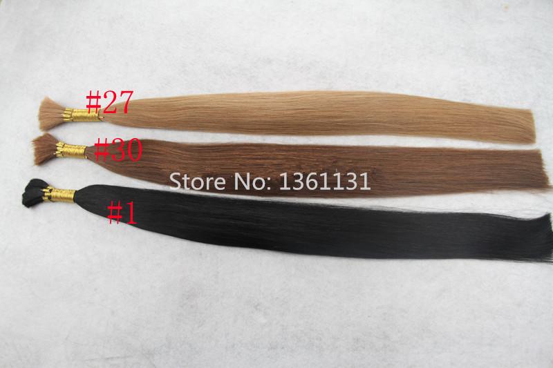 Human braiding hair bulk no weft 100% unprocessed virgin remy hair bundles bulk no attachment Brazilian Straight Hair #1 #30#27