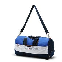 AF588 sport Casual grapheme prints tricolor zip Nylon Men Male duffel travel bag sport bag gym bag weekend bag TOM(China (Mainland))