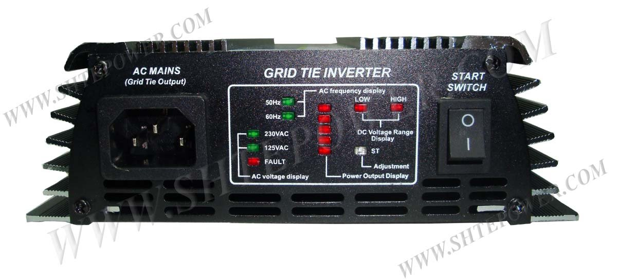 Grid Tie Solar Inverter 300w With for 22V-62V Solar Panel