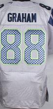 High Quality 3 Russell Wilson 16 Tyler Lockett 24 Marshawn Lynch Mens #25 Richard Sherman 88 Jimmy Graham New Green White Gray(China (Mainland))