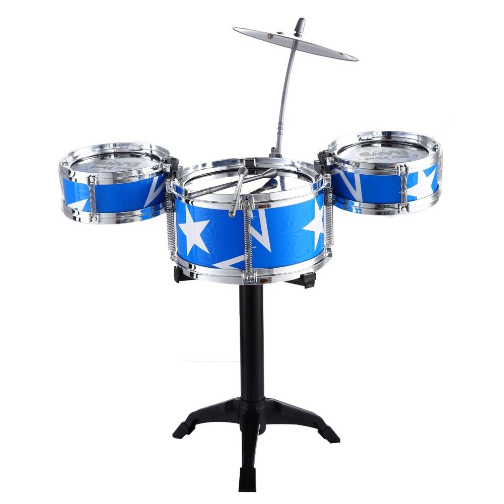 Children Rack Drum Jazz Drum Sets Kids Musical Percussion Children's gifts SL(China (Mainland))