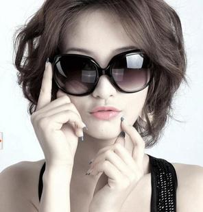 (Min order is $10)Summer e9007 women's sun-shading mirror large sunglasses sunglasses polarized sunglasses glasses