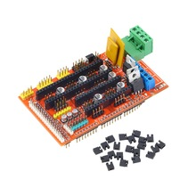 Hot Worldwide 1set 3D Printer Control Board Printer Control for RAMPS 1 4 Reprap Mendel Prusa