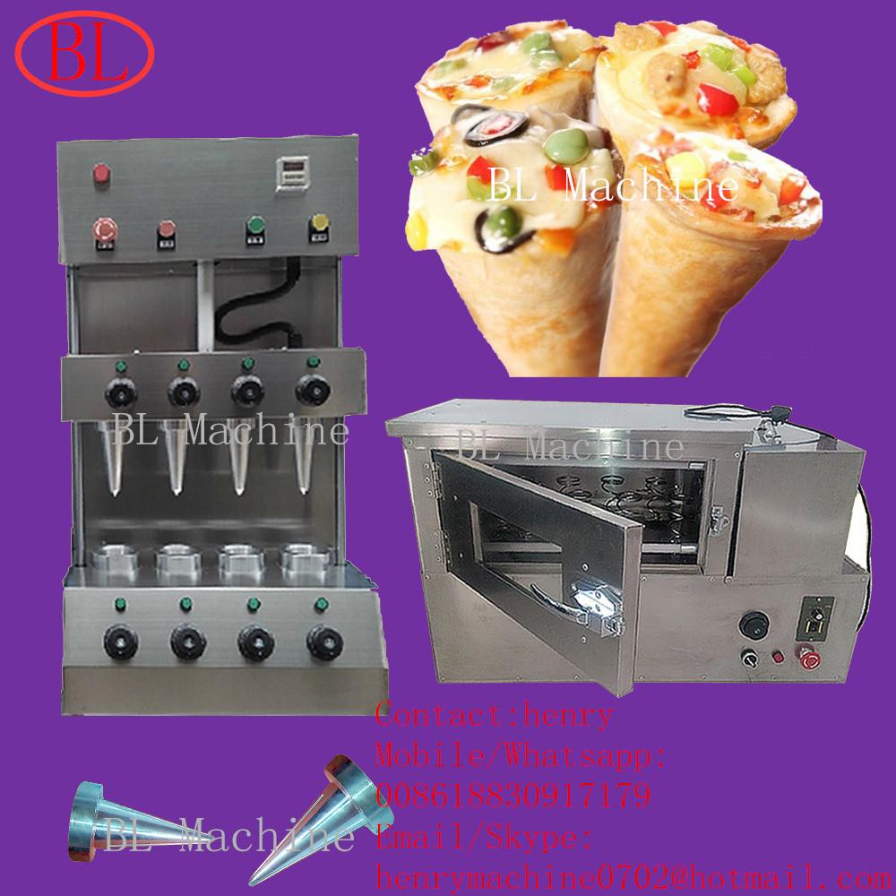 Low price good quality automatic pizza cone making machine(China (Mainland))