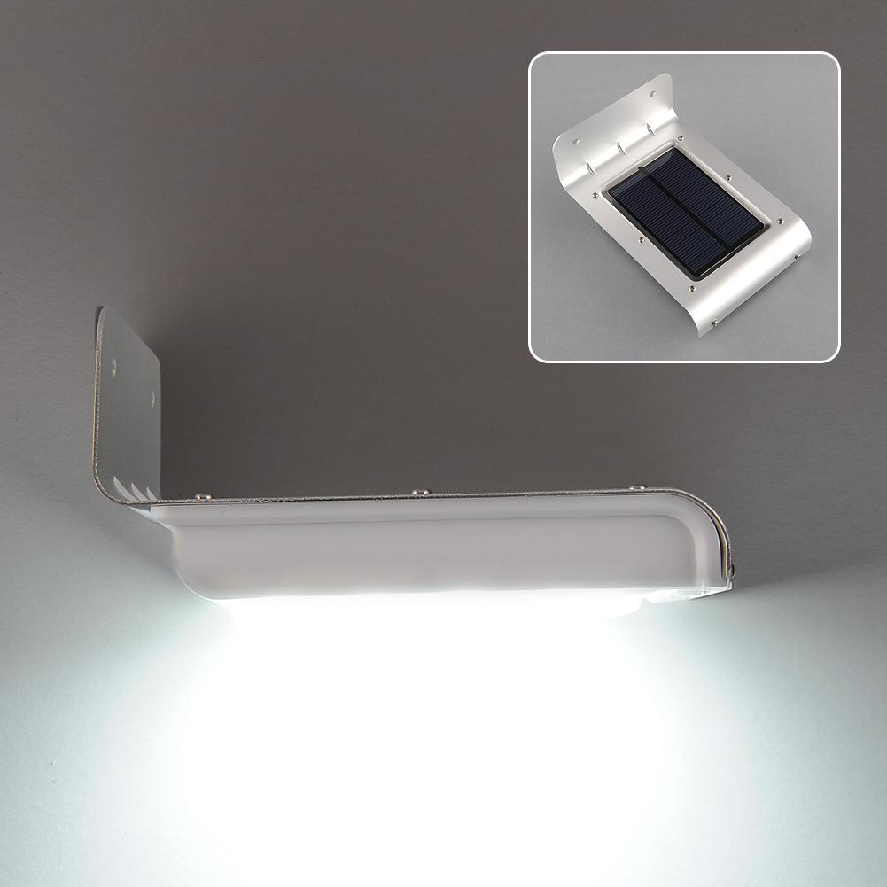 [해외]새로운 세대 16 LED 태양 광 발전 밝은 PIR 인체 모션 센서..